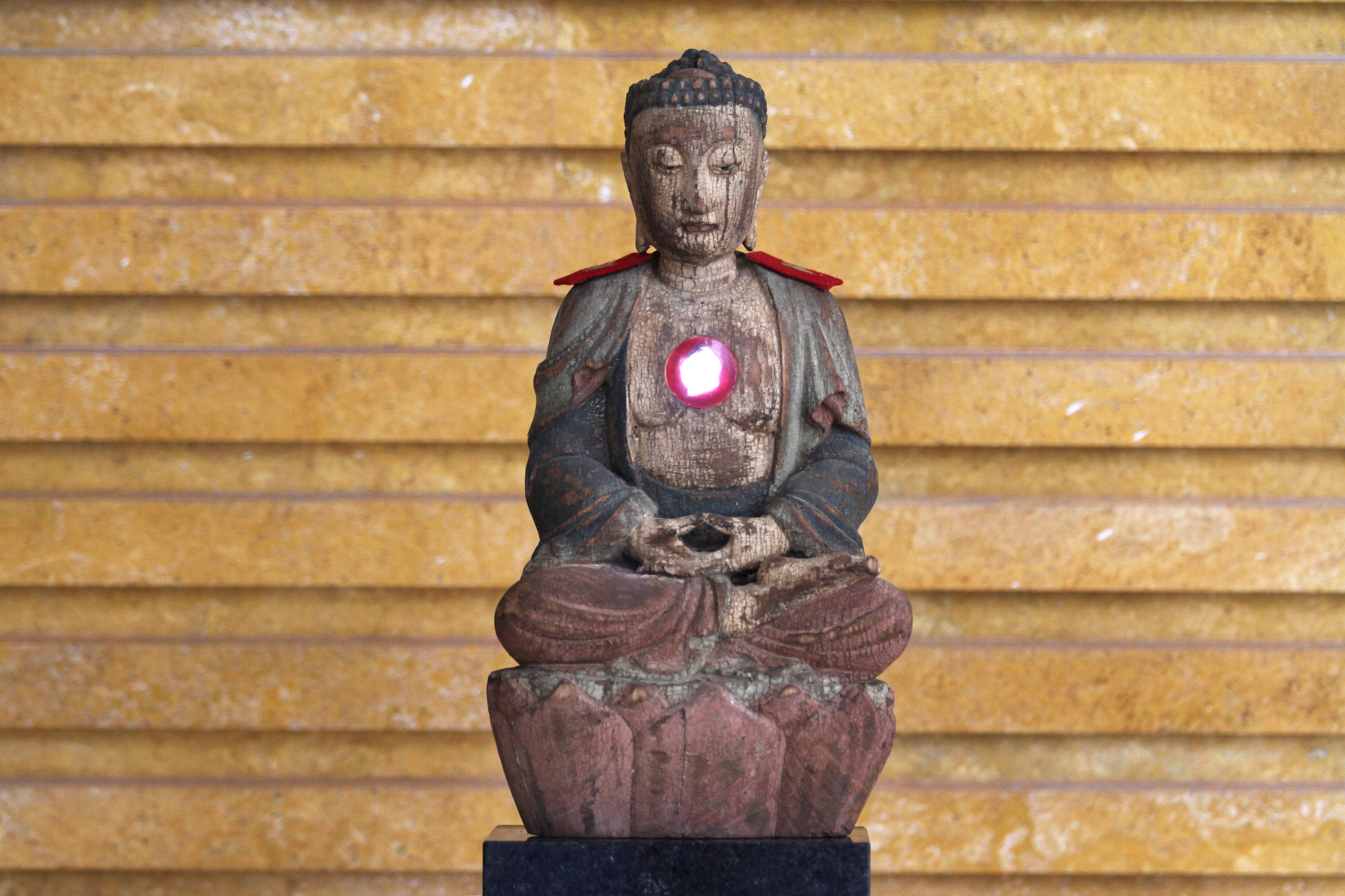 丝路之光 2015兰州中韩雕塑邀请展 (7)